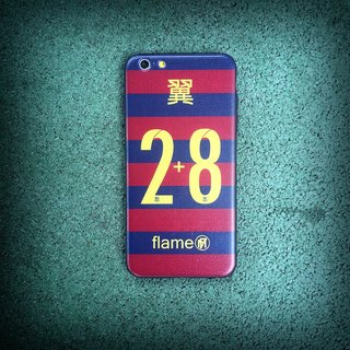 "Flame ""wing"" Phone Case"