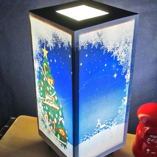 Sound of snow in the holy night Sushi style · LED decorative light stands the real pleasure!