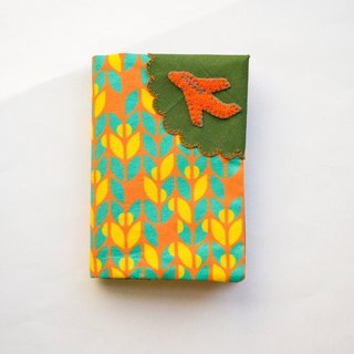 Sunburst Knits - Fabric Passport Cover