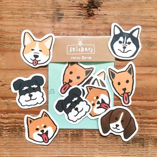 Various dogs 2 / stickers