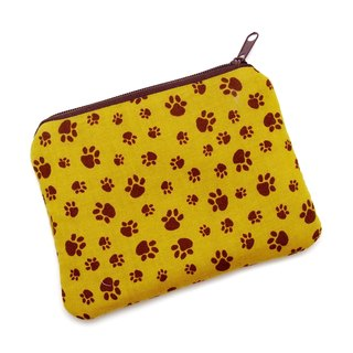 Zipper pouch / coin purse (padded) (ZS-188)