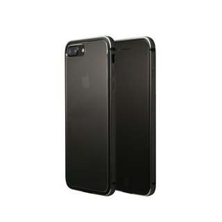 OVERDIGI LimboX iPhone7 / 8Plus double aluminum frame space gray