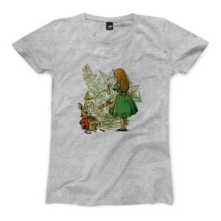 Rabbit's foot - deep melange - Women's T-Shirt