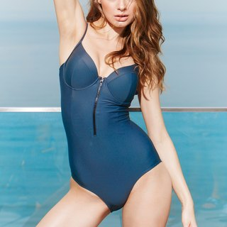 Kene One piece Swimwear Color Mist  (CREX61)