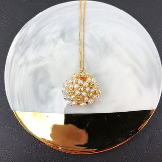 Elegant Japanese Style Pearl Necklace【wedding】【Birthday Gift】【Christmas-gift】
