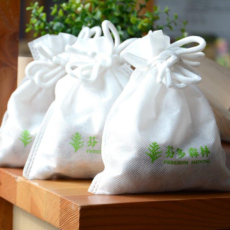 台灣檜碳球珠包|通過SGS檢驗合格的檜木除臭包