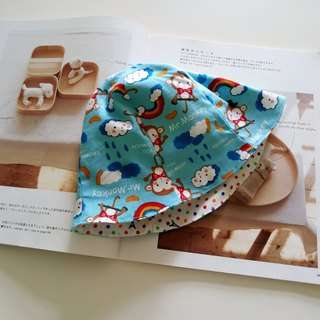 ***DIY material package*** Mr. President Baby Hat material package (Cloth has been cut to complete, just sewing)