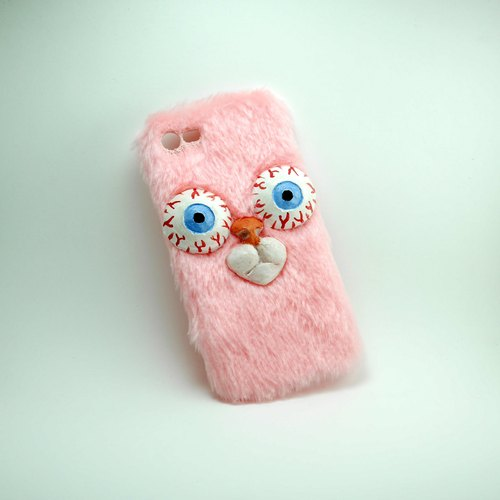 CAT IS CRAZY PHONECASE