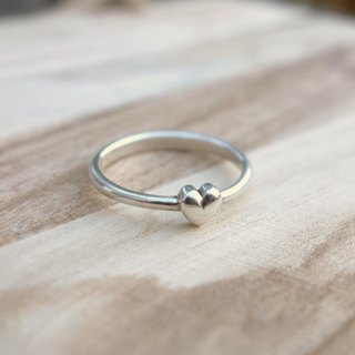Sterling Silver - Little Love Ring