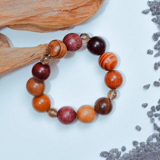 Ranran (Bracelet Series) Pure Sandalwood (20mm)--Stable