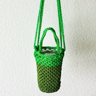 Green Kettle / Drink Bag