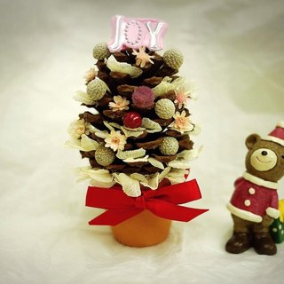 ♥ Flower Everyday ♥ Merry Christmas Pine Cone Christmas Tree Specials / Christmas Gift Exchange Gift