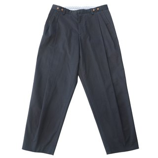 Unisex Couple's Ankle-length Trousers with Adjustable Waistband