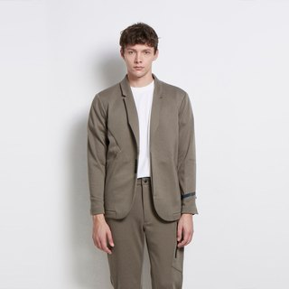 Blast - breathable back leisure suit - dark green