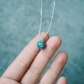 Earth Necklace 10/12mm
