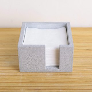 Square paper towel home