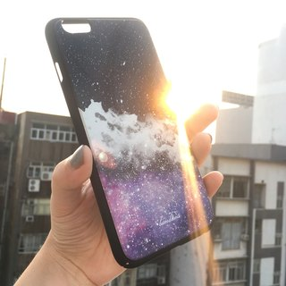 iPhone 8 / 7 iPhone 6 / 5 Mobile Shell Cosmic Vinyl Record Hello Universe