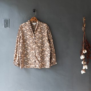 Kawaguchi - Wakayama first love winter girls log antique silk shirt shirt shirt oversize vintage