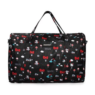 Murmur storage bag - Hellokitty hot air balloon [large]