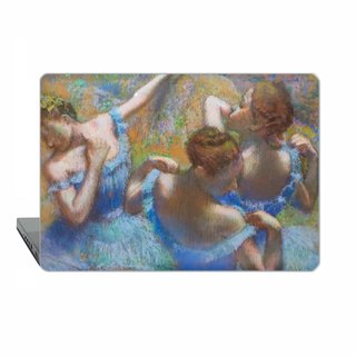 Edgar Degas Blue Dancers Macbook Pro 15 TB 2016 impressionist Case MacBook Air 13 Case macbook 11 Macbook Pro 13 Retina Macbook 12 Case Hard 1523