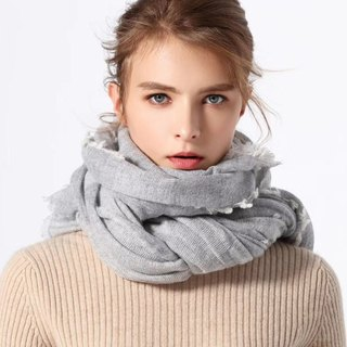 【In stock】Cashmere scarf / shawl
