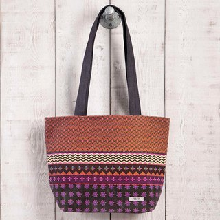 BOHO printing canvas tote bag BAG196