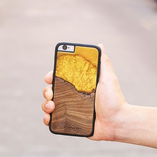 """GLEAM""-  wooden case"