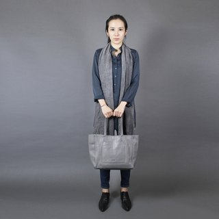 Passion Chinese bag gray hand / shoulder / oblique back