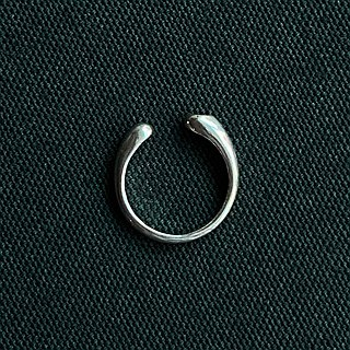 Chao Lu - 925 Silver Ring