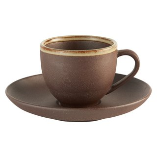Early bird tastes fresh! Aurli coffee │ old rock mud rock coffee cup (2 in) - free cup series