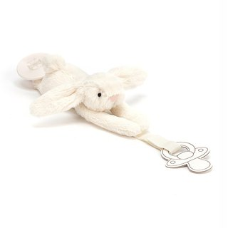 Jellycat Bashful Cream Dummy Holder