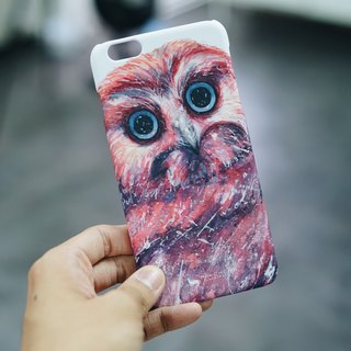 Phone Case Owl CS-AN-004