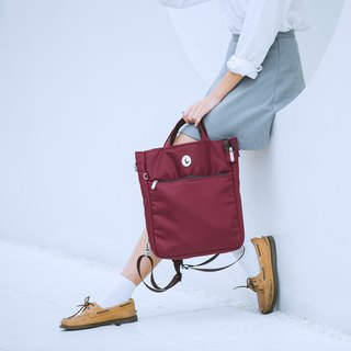 Port Royale | Journey Tote Backpack 3 ways 背包 | 100% thick twilled nylon