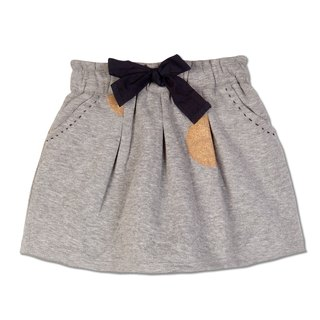 Zoya Girl' Grey Skirt