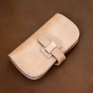 Saddle leather iPhone case (Insertion type)