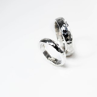 zo.craft mark / Ring / 925 Silver (one pair)