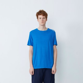 Walking workers - Collagen deodorization Tee-blue