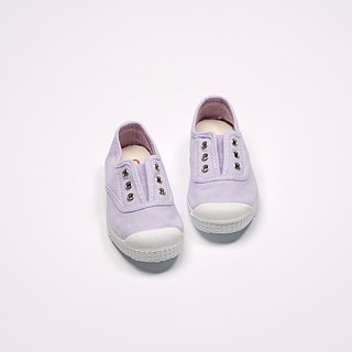 Spanish national canvas shoes CIENTA children's shoes size lavender scented shoes 70997 13