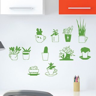 "Wall Stickers - Made in Taiwan. ""Smart Design"""