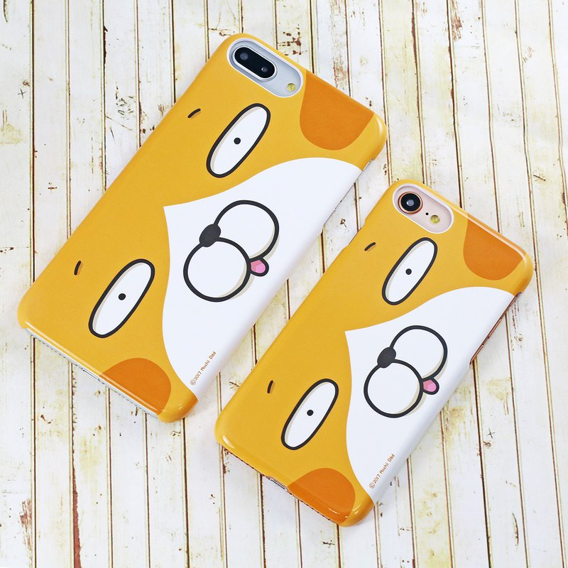 iPhone8/iPhone7/iPhone6/Mobile Shell/Soft Shell/Authorization/Gift/White Rotten Cat