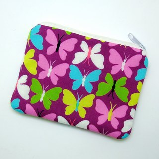 Zipper pouch / coin purse (padded) (ZS-201)