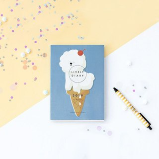 Pre-order-ICONIC 2019 Youth Totem Zhou Zhi (Time Limit) - Ice Cream, ICO53481