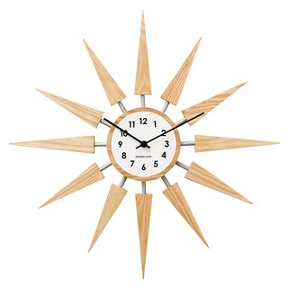 Harolt- and the meteor mute clock wall clock (log)