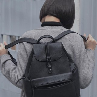 Sloane Leather Backpack
