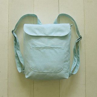 Canvas Backpack- Small