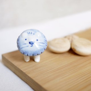Tiny creatures - Cookie Lion