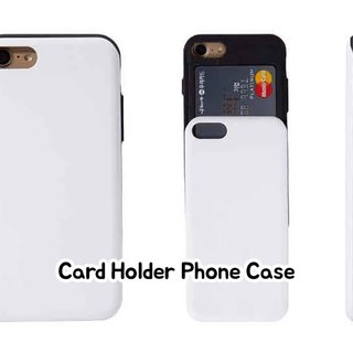 +Card Holder Phone Case