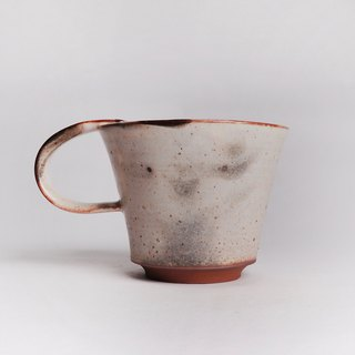 Ming ya kiln l Shiye carbon mark iron spot coffee cup