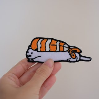 Sushi Cat Iron On