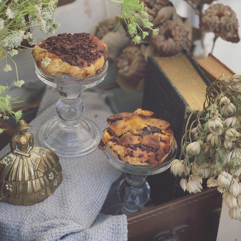 英式鬆餅 司康|榛果可可仁脆粒、黑莓奇亞籽乳酪、草莓花生無違和